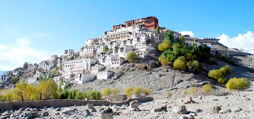 Ladakh Tour and Trekking