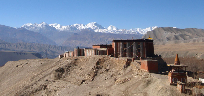 Upper Mustang /Lo Manthang
